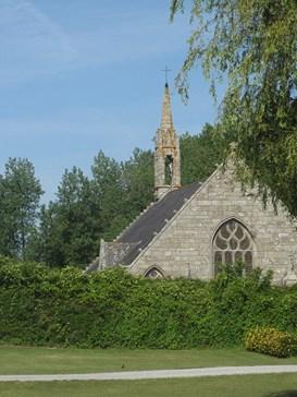 chapelle ND de la Paix Clohars