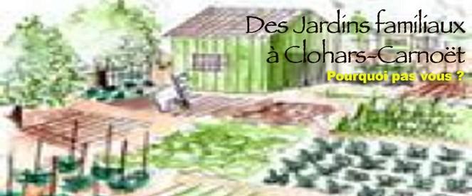 jardins familiaux Clohars