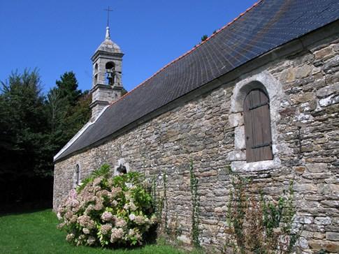 Chapelle St Maudet Clohars