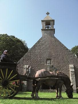 Chapelle Ste Anne Clohars