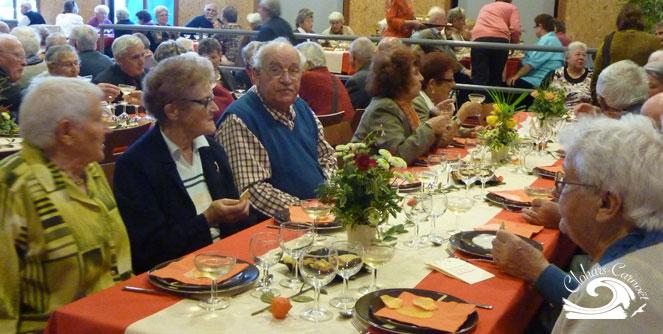 repas anciens 2013 clohars carnoet