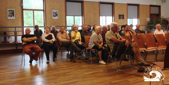 Visuel réunion quartier bourg, septembre 2013, Clohars-Carnoët