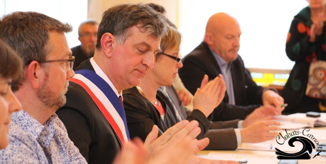 Visuel conseil municipal 5 avril 2014 Clohars-Carnoët
