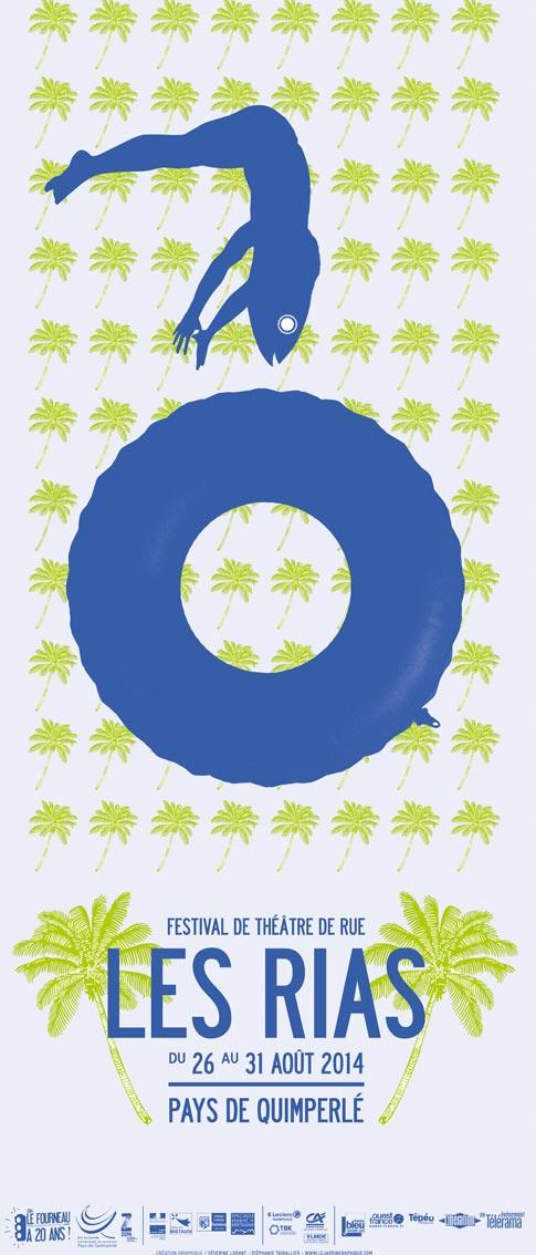 Festival des Rias logo