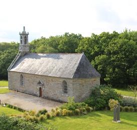 chapelle St Jacques Clohars