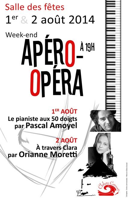 Les Apéro opéras à Clohars-Carnoët