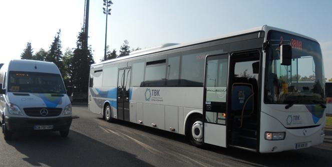 Transport TBK Clohars-Carnoët
