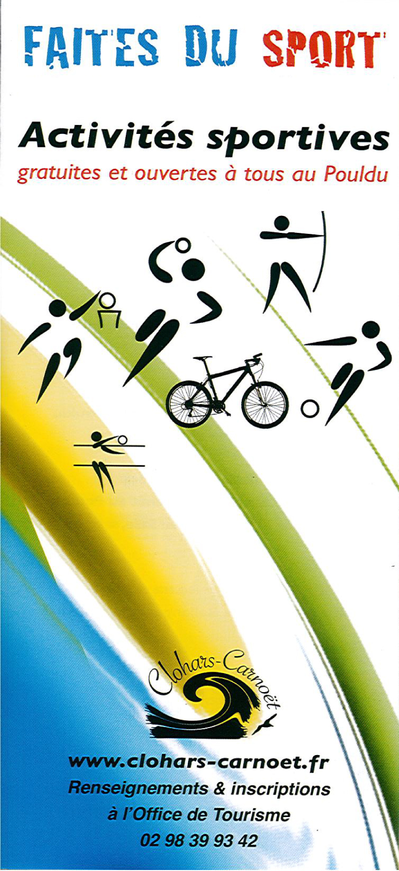 Clohars Faites du sport