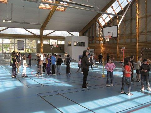 Le multisports enfants à Clohars-Carnoët
