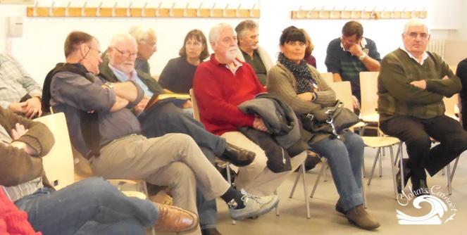 Visuel réunion quartier Doëlan, octobre 2013, Clohars -Carnoët