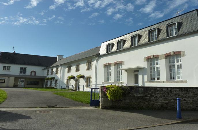 La maison des associations de Clohars-Carnoët